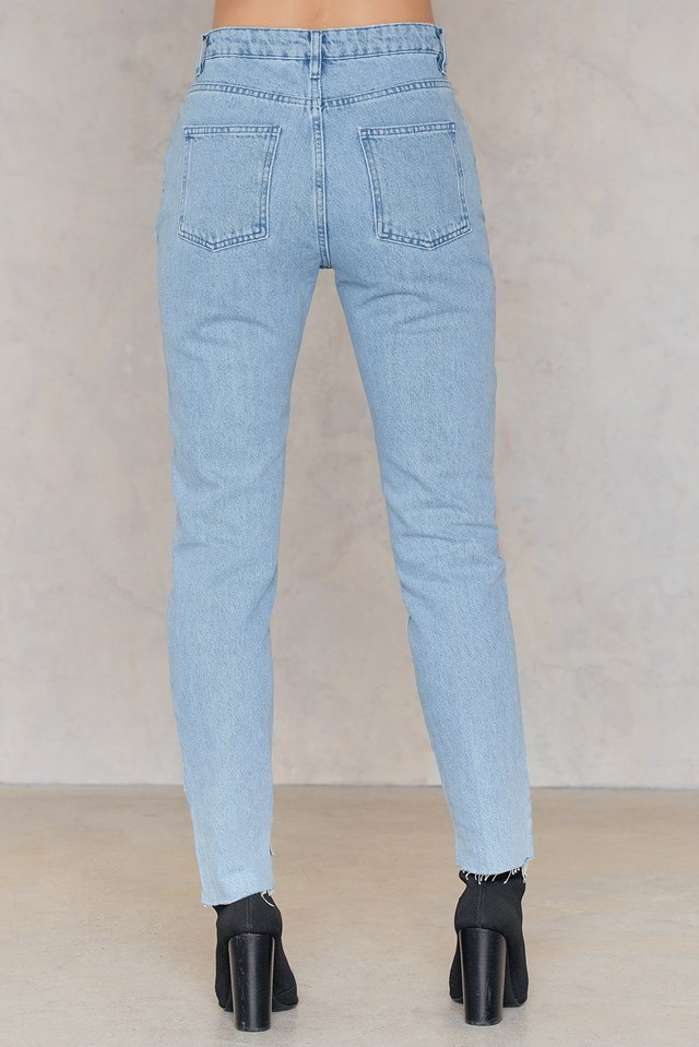 Panel Jeans NA-KD.COM