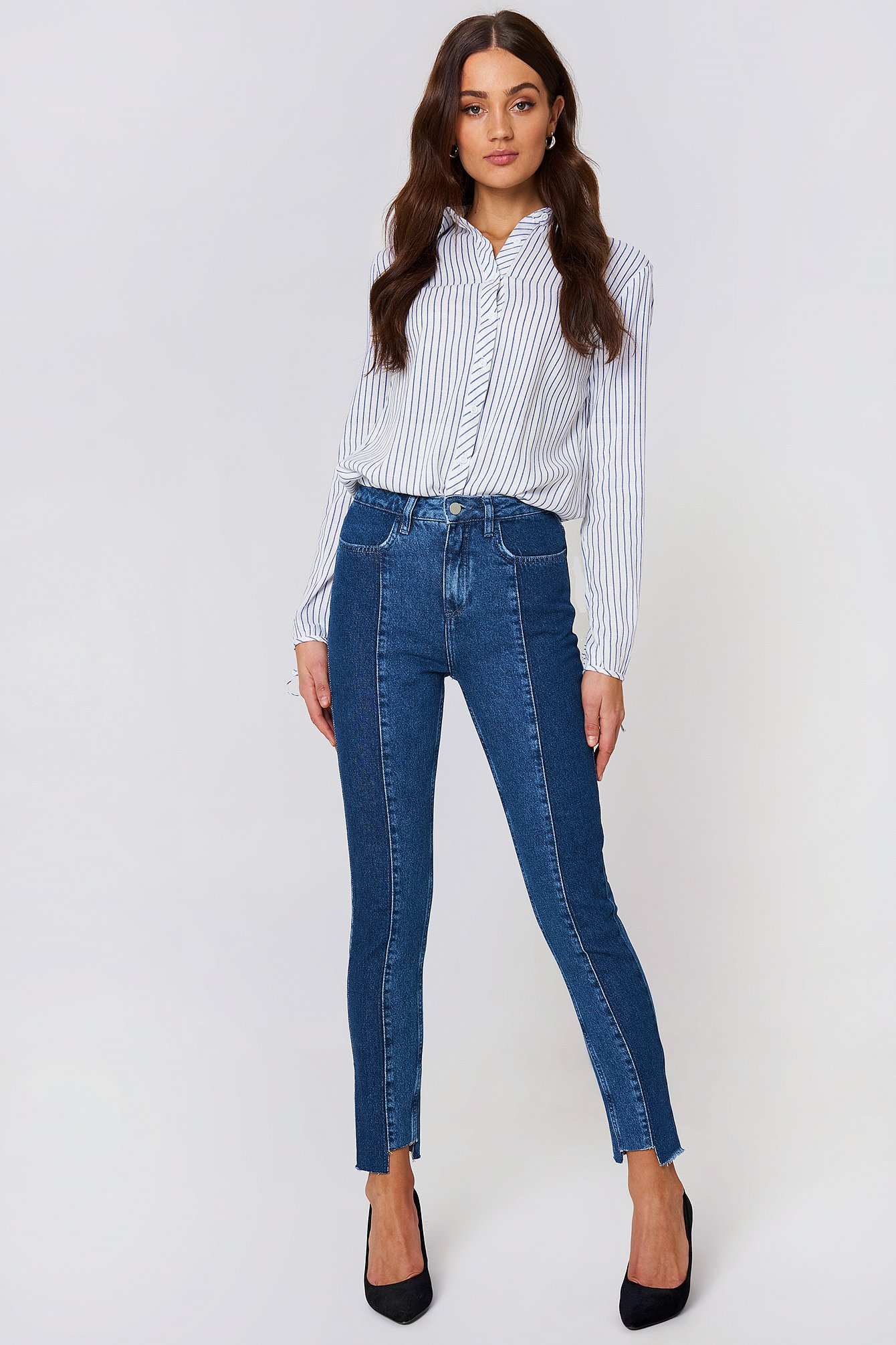 Panel Jeans