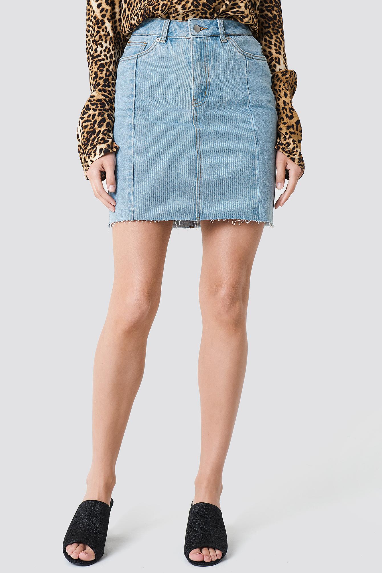 Panel Skirt NA-KD.COM