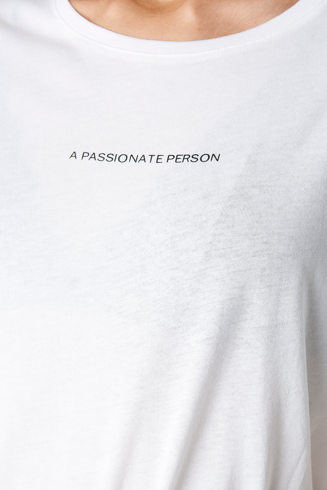 Passionate Person Tee NA-KD.COM