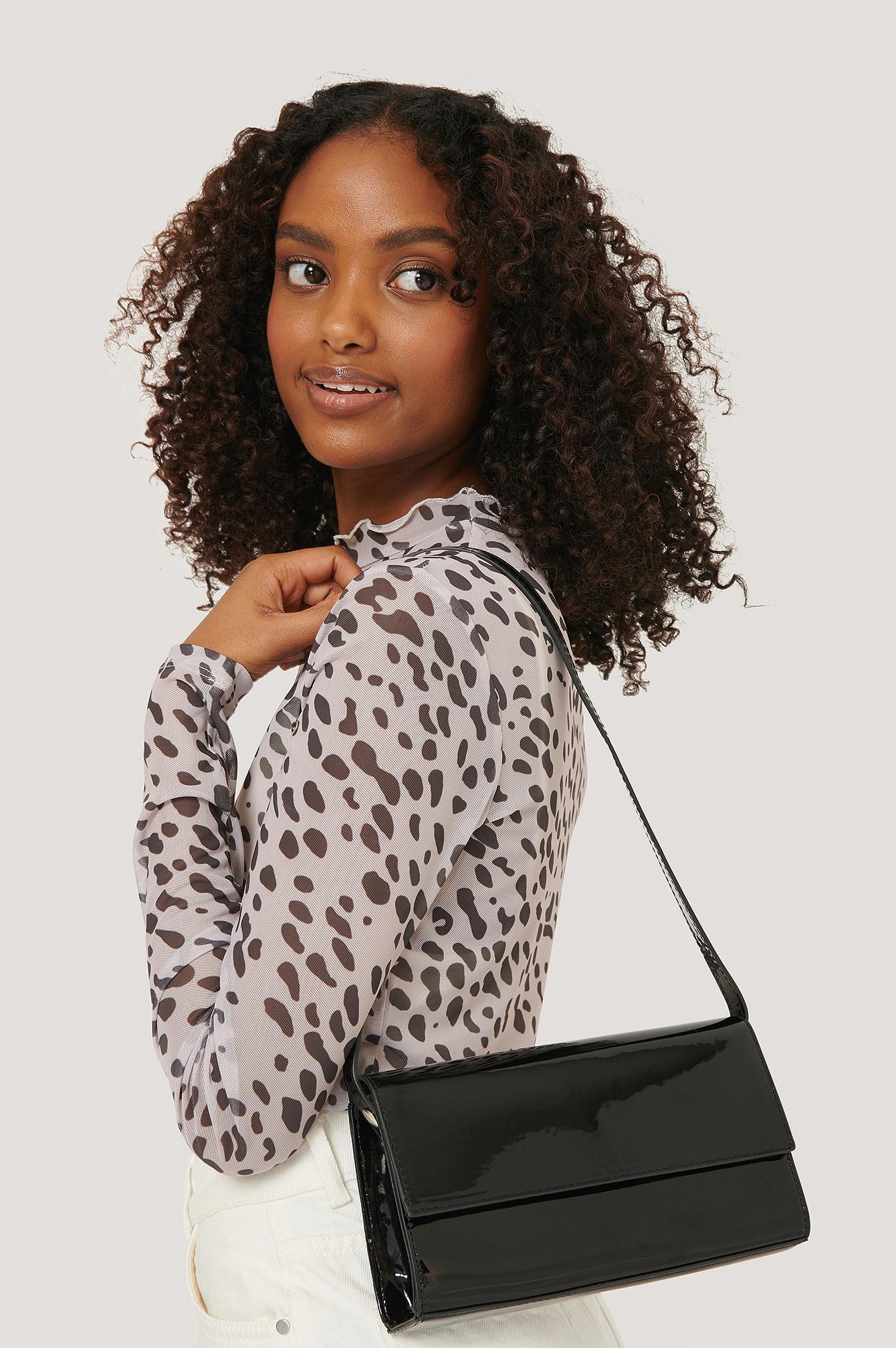 na-kd accessories -  Baguette-Tasche - Black