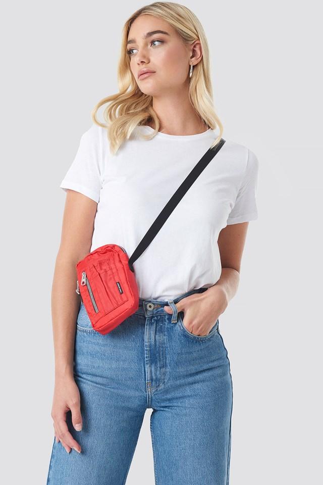 Patrol Bag Scarlet Red