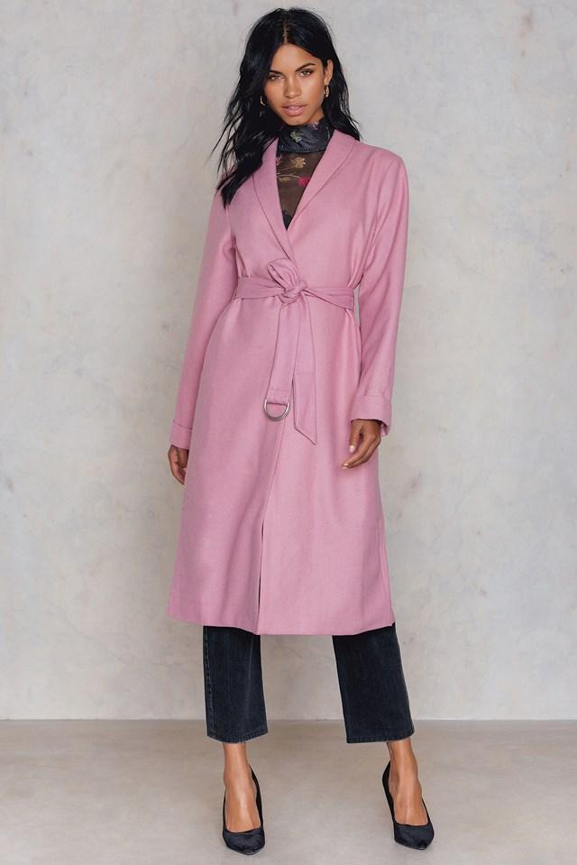 Pink Coat NA-KD