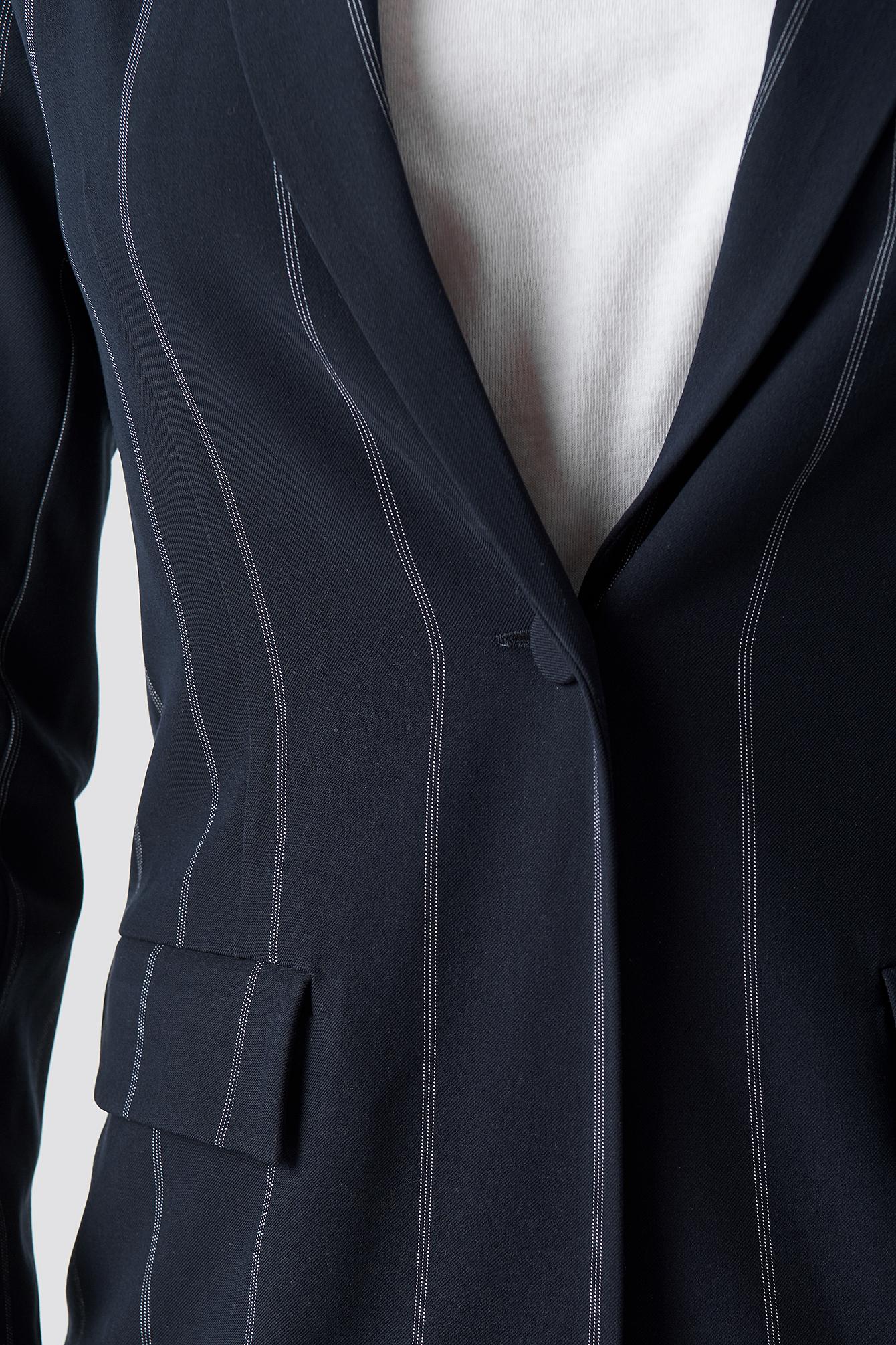 Pinstriped Blazer NA-KD.COM