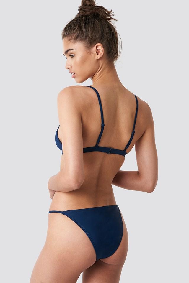 Piping Strap Bikini Brief NA-KD.COM