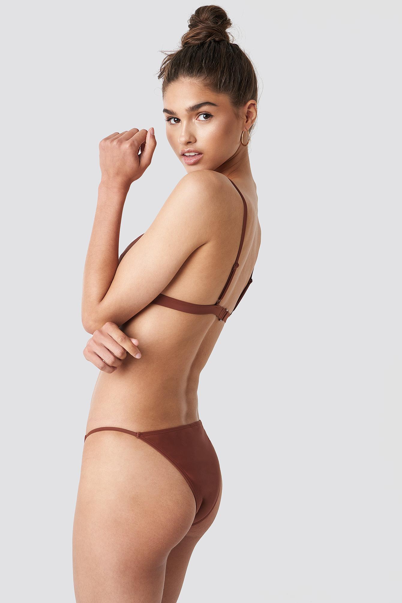 Trójkątna góra bikini NA-KD.COM