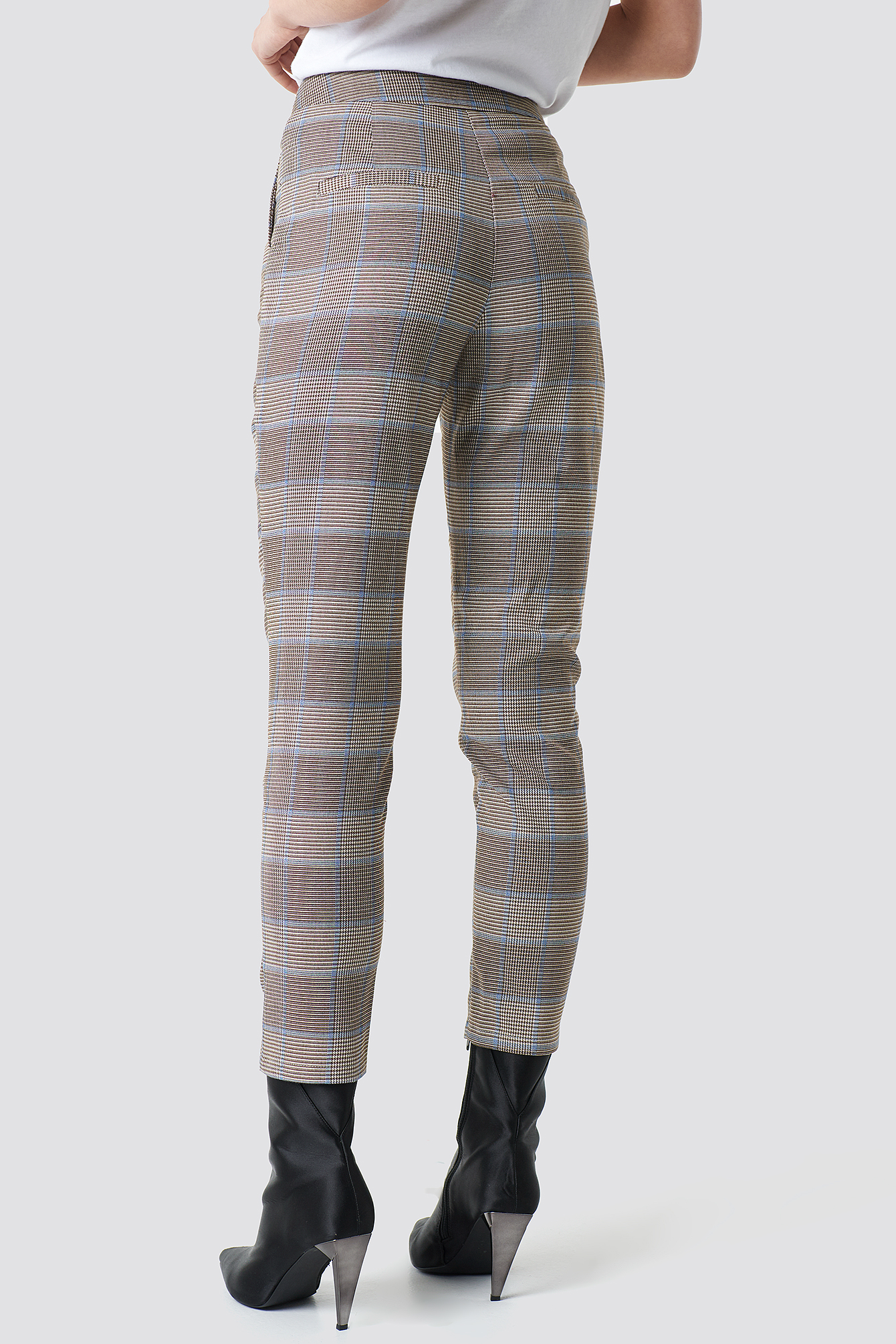 Plaid Suit Pants NA-KD.COM