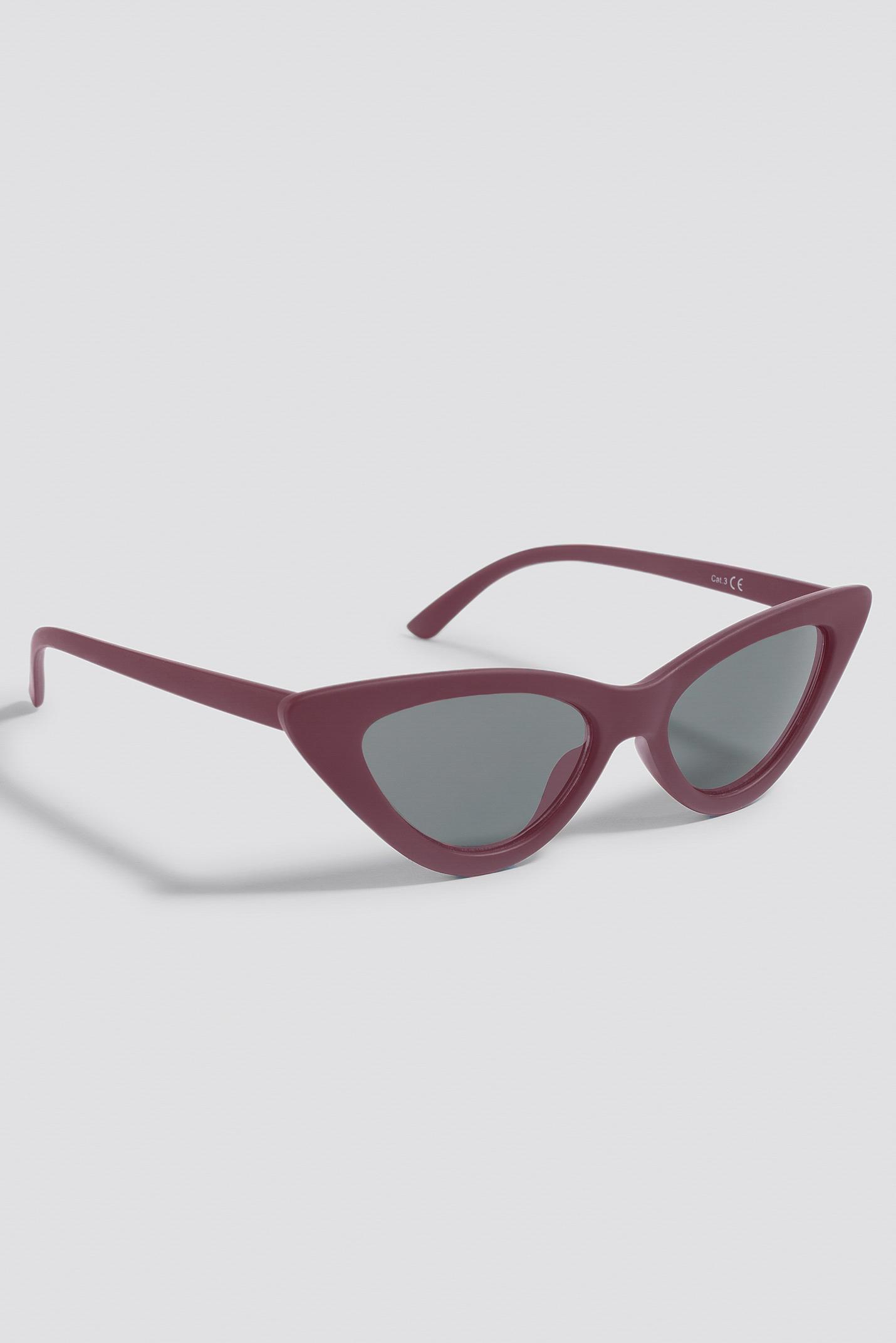 Pointy Cat Eye Sunglasses NA-KD.COM