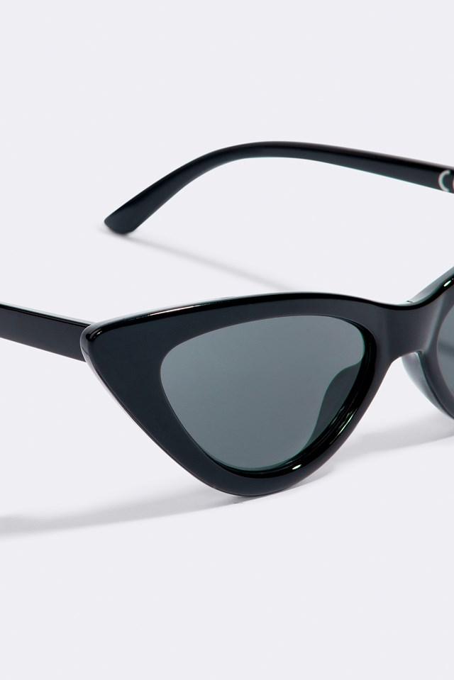 Okulary przeciwsłoneczne Pointy Cat Eye NA-KD.COM