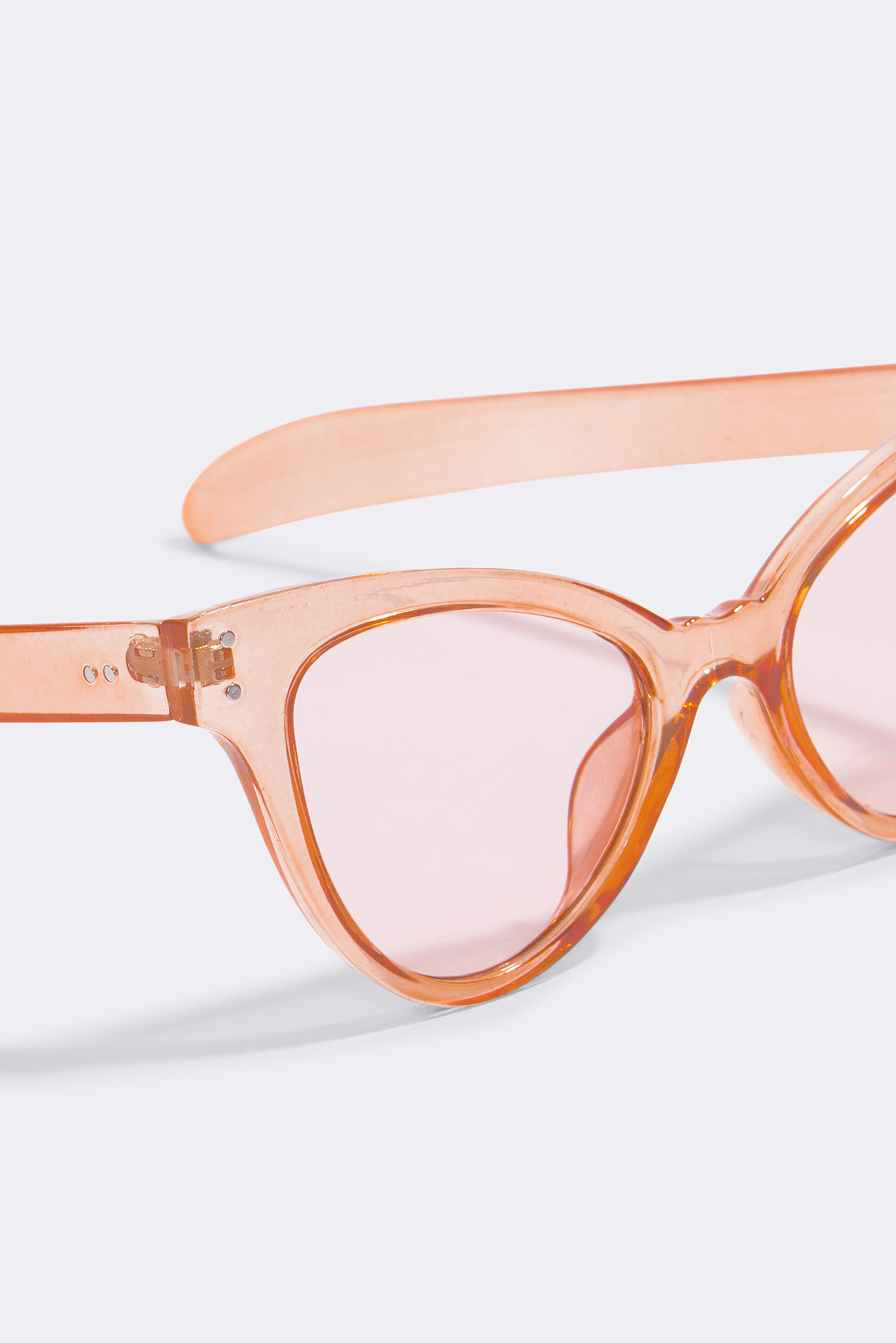 Pointy Colored Sunglasses NA-KD.COM