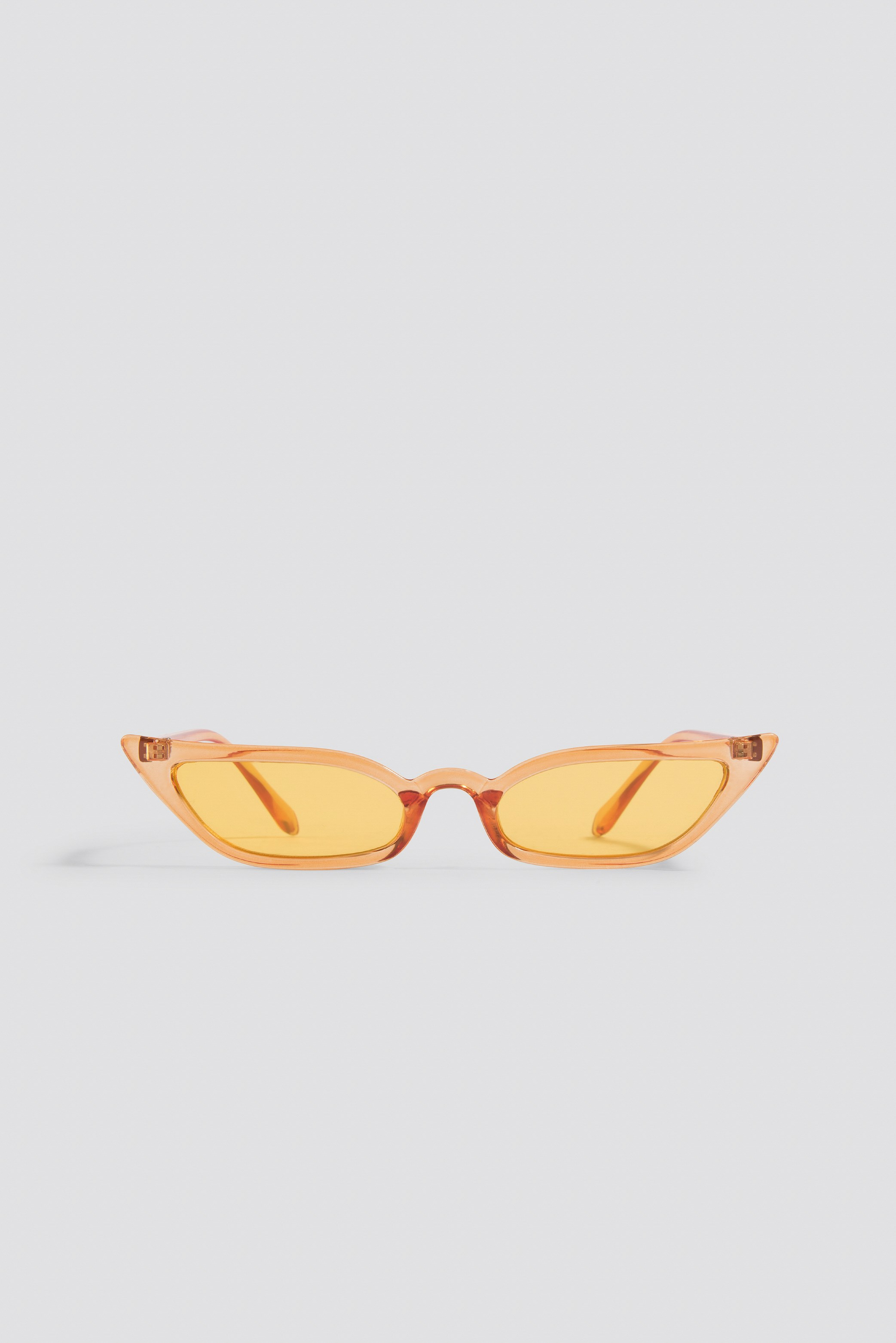 Pointy Edge Retro Sunglasses NA-KD.COM
