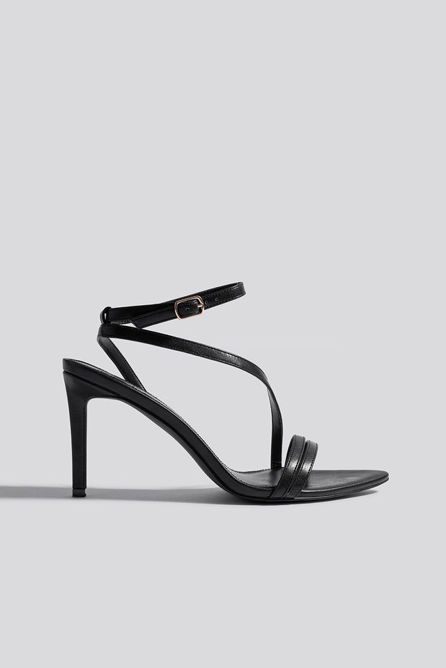 Pointy Sole Strappy Heels NA-KD Shoes
