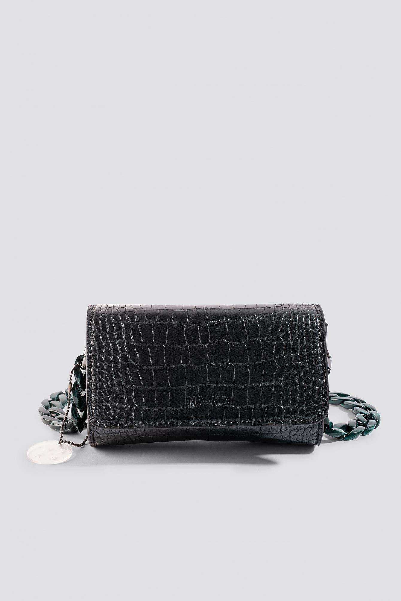 Pop Chain Cross Body Bag NA-KD.COM