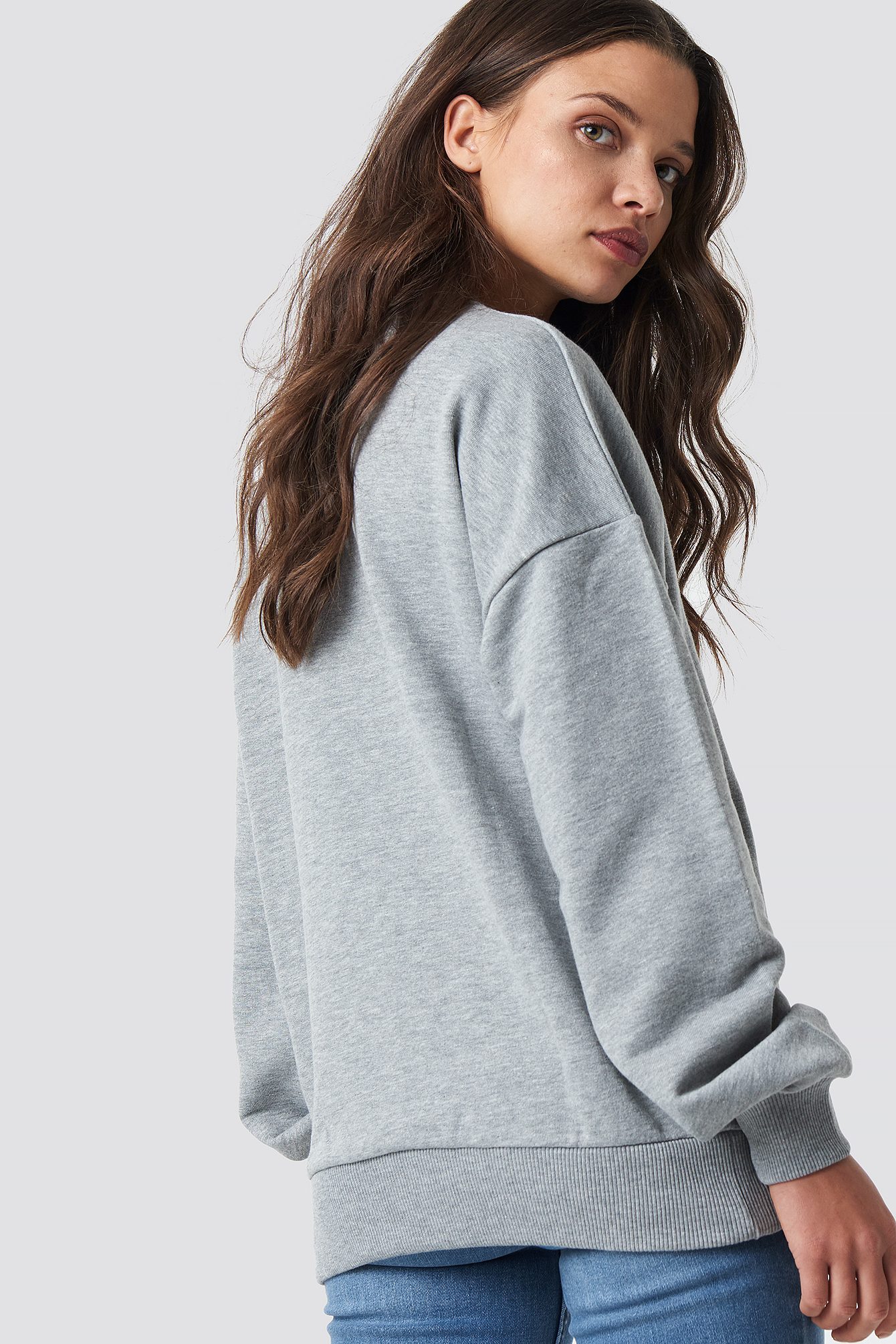 Power Sweatshirt NA-KD.COM