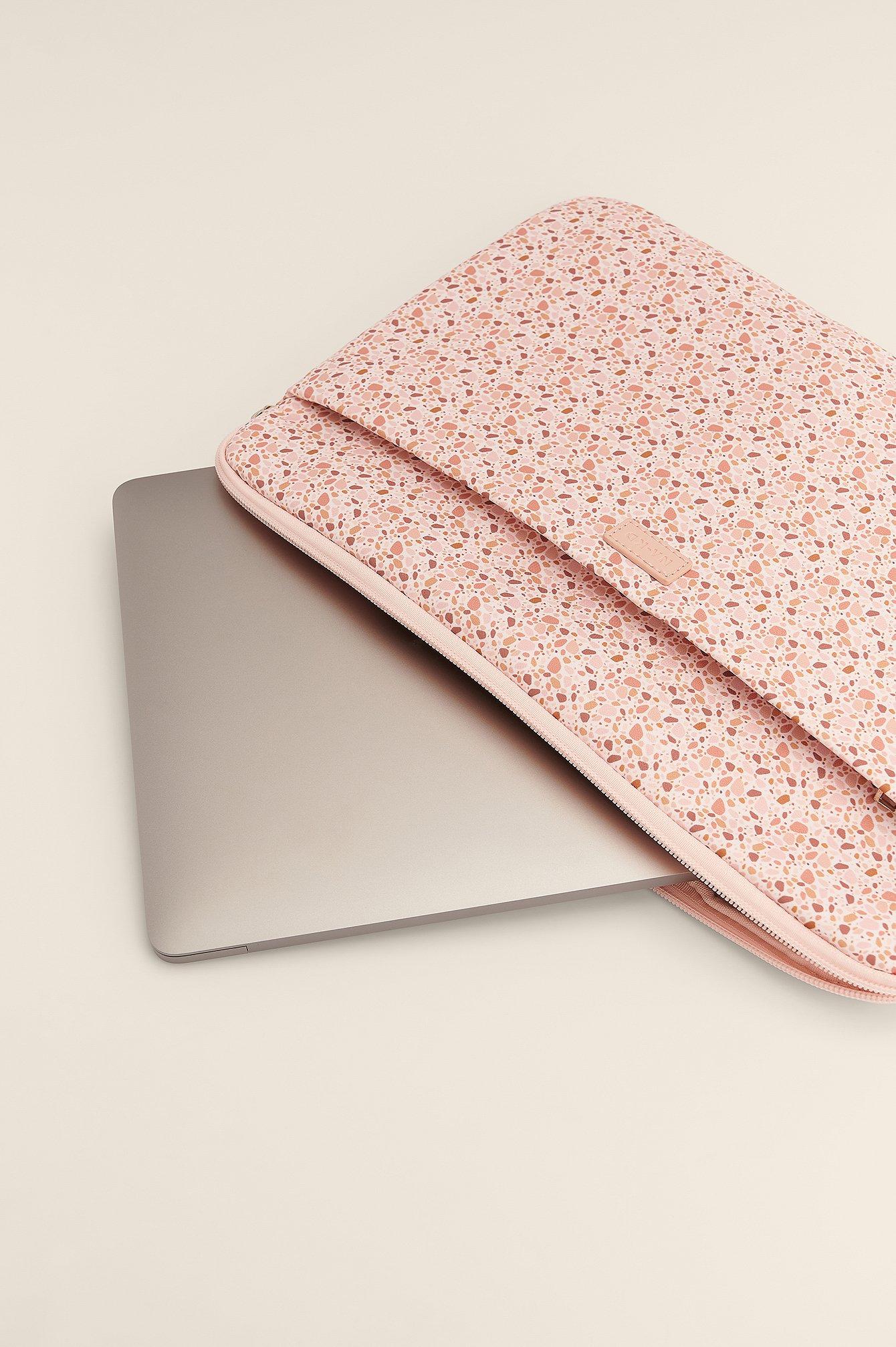 na-kd accessories -  Bedruckte Laptop-Schutzhülle - Multicolor
