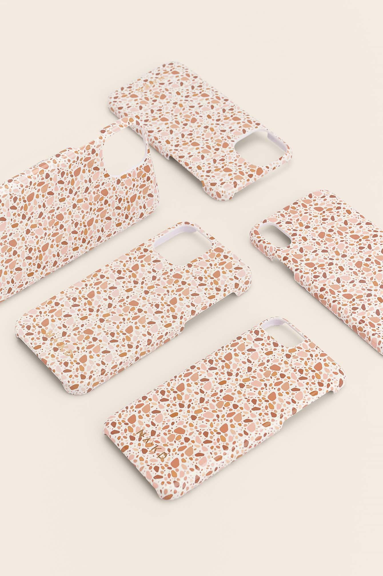 NA-KD Accessories Printed Phone Case - Multicolor