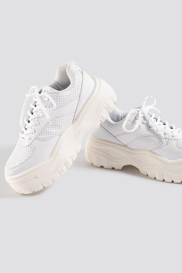 Profile Sole Sneakers NA-KD.COM