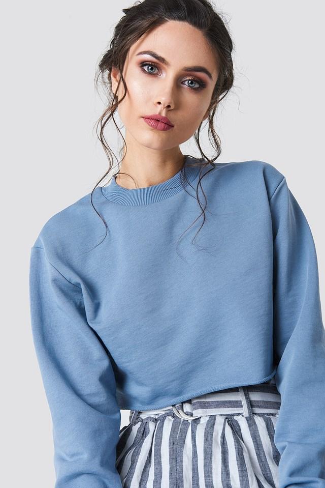Rad Sweater Stone Blue
