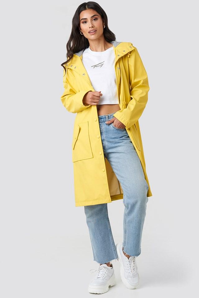 Raincoat Yellow