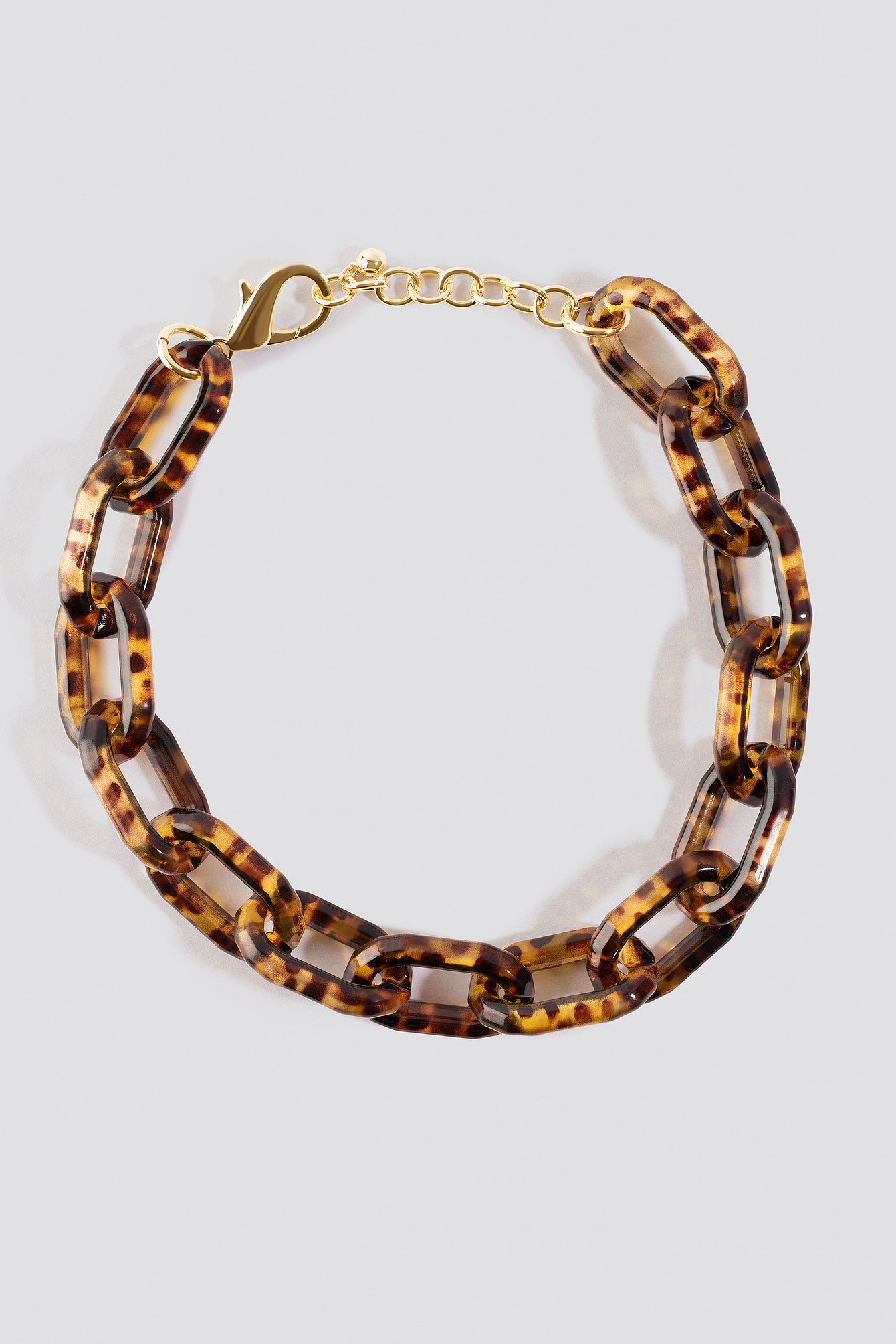 Resin Chain Necklace NA-KD.COM