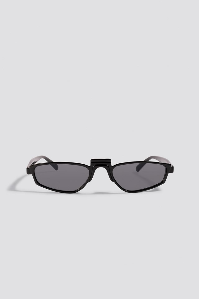 Retro Bridge Sunglasses NA-KD.COM