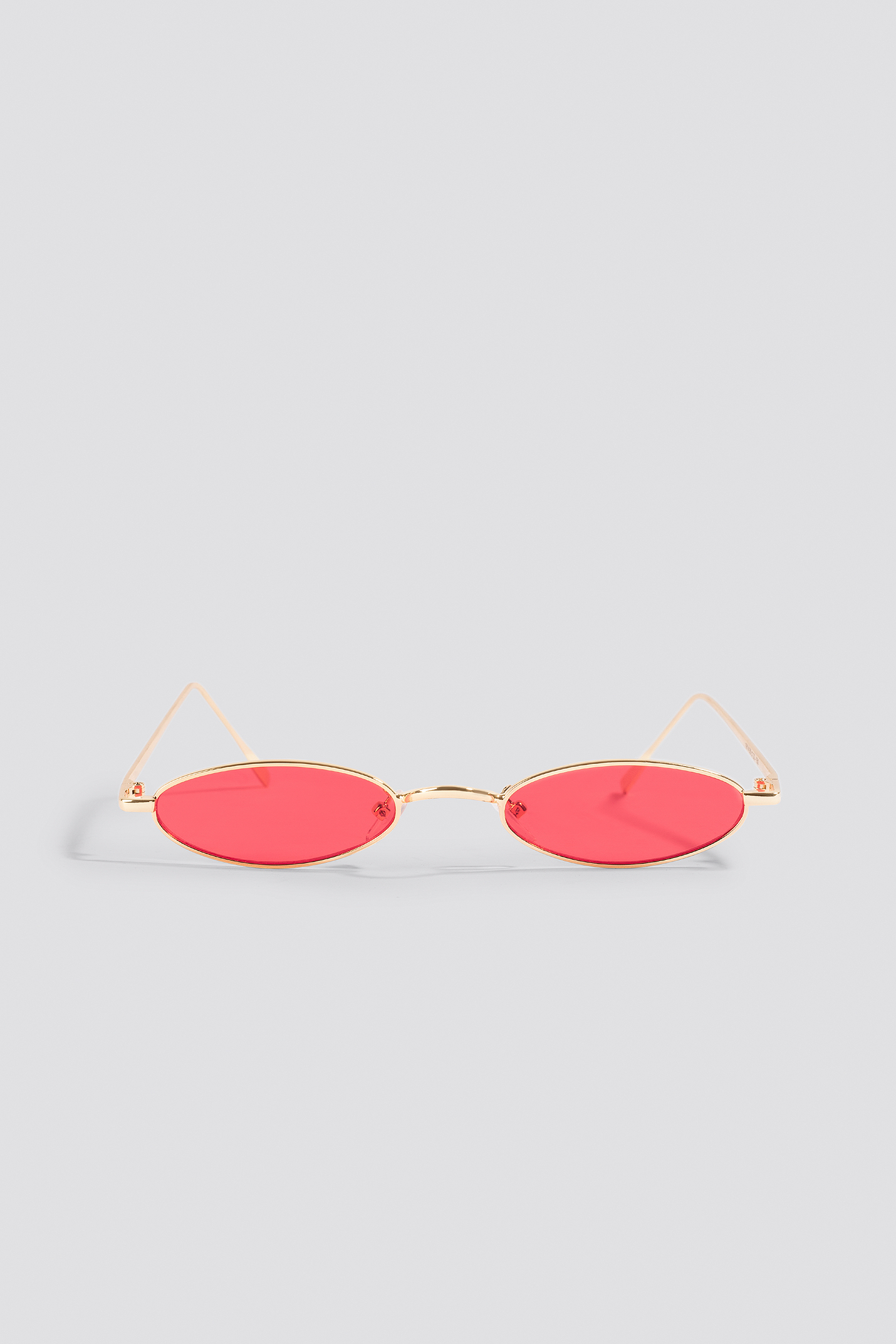Retro Small Oval Sunglasses NA-KD.COM