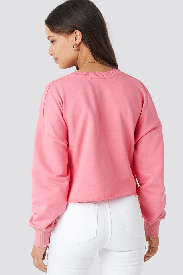 Retro  Sweat Pink