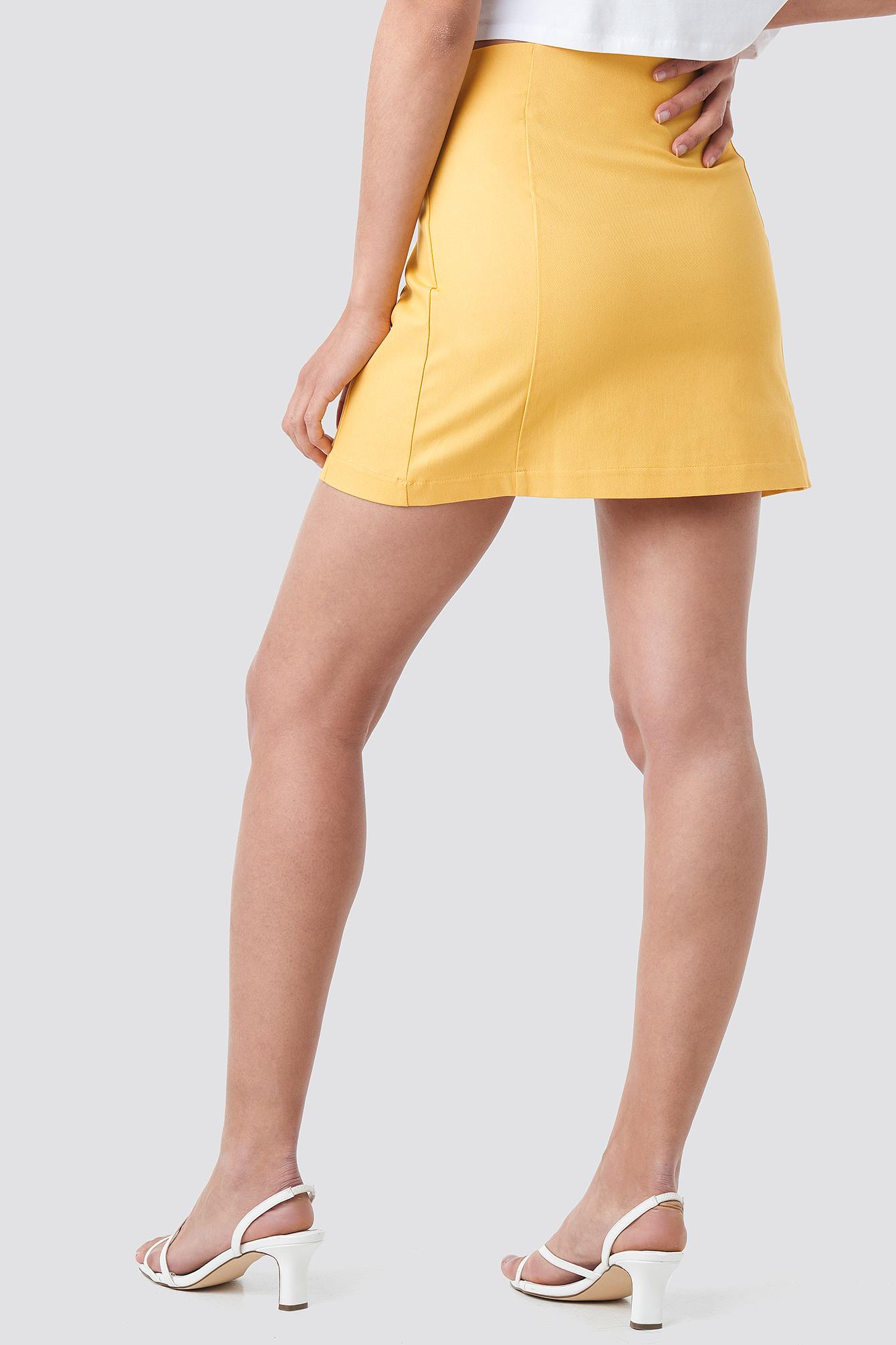 Ring Puller A-Line Mini Skirt NA-KD.COM
