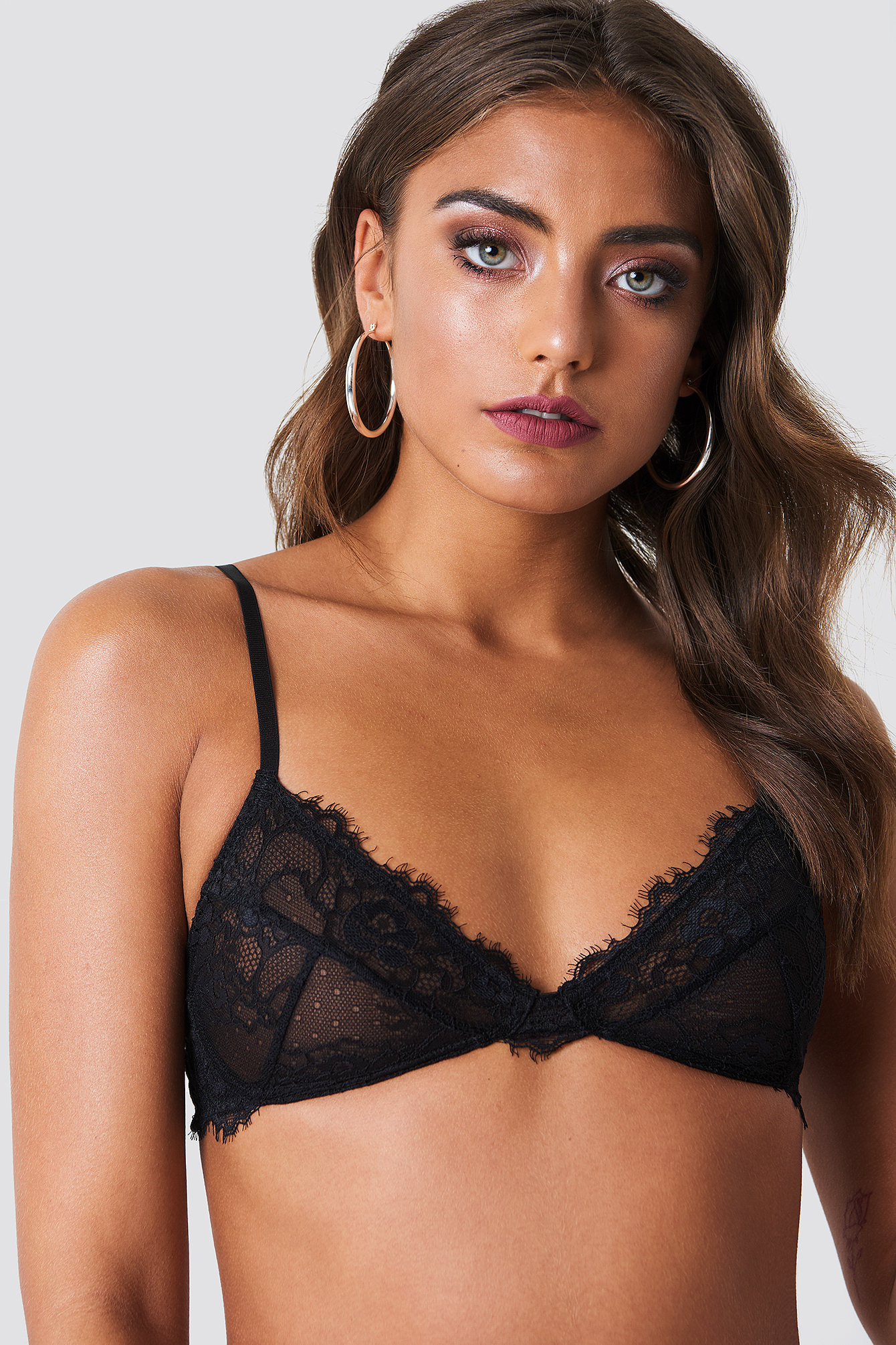 Romantic Lace Bra NA-KD.COM
