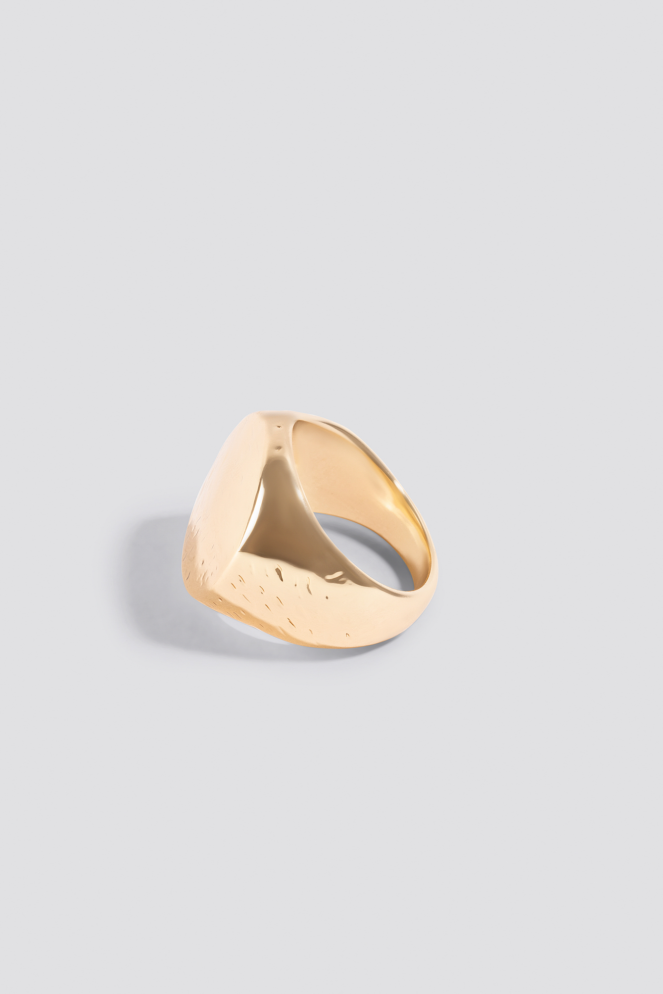 Round Signet Ring NA-KD.COM