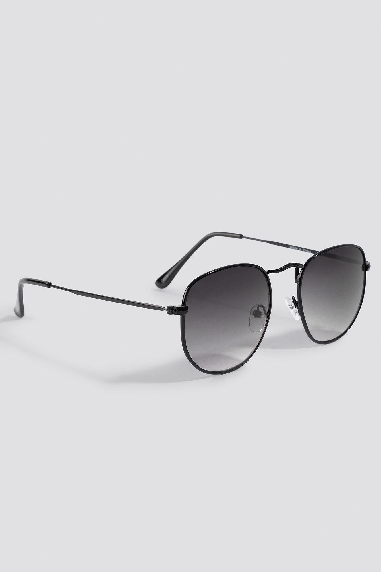Rounded Square Sunglasses NA-KD.COM