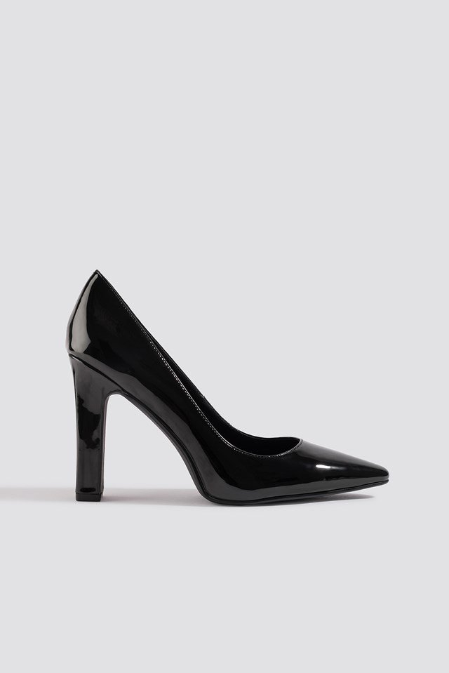 Rounded Toe Pumps NA-KD Shoes
