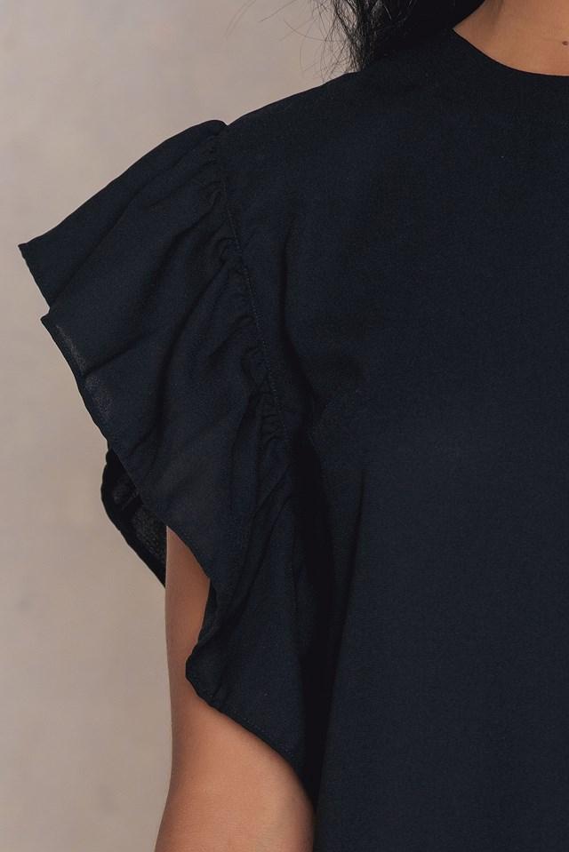Ruffle Dress NA-KD.COM