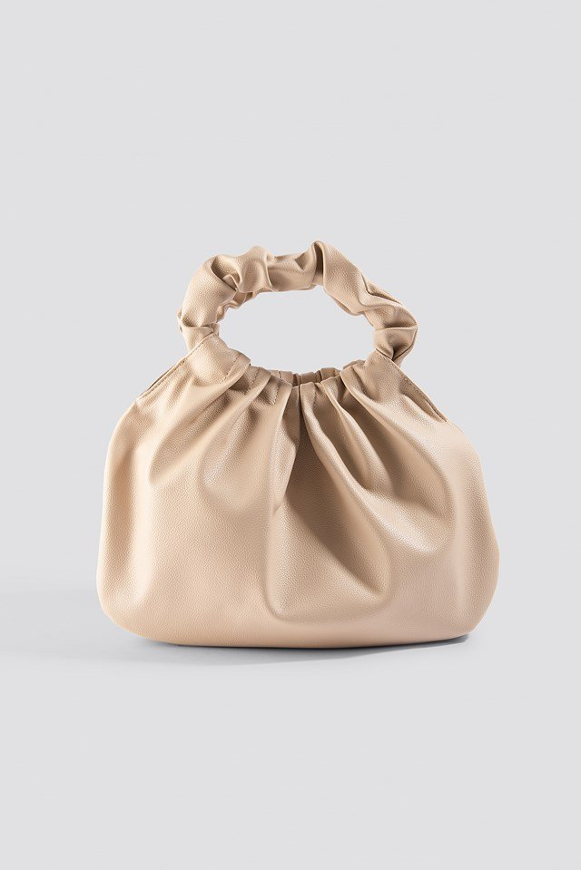Ruffled Handle Handbag NA-KD.COM