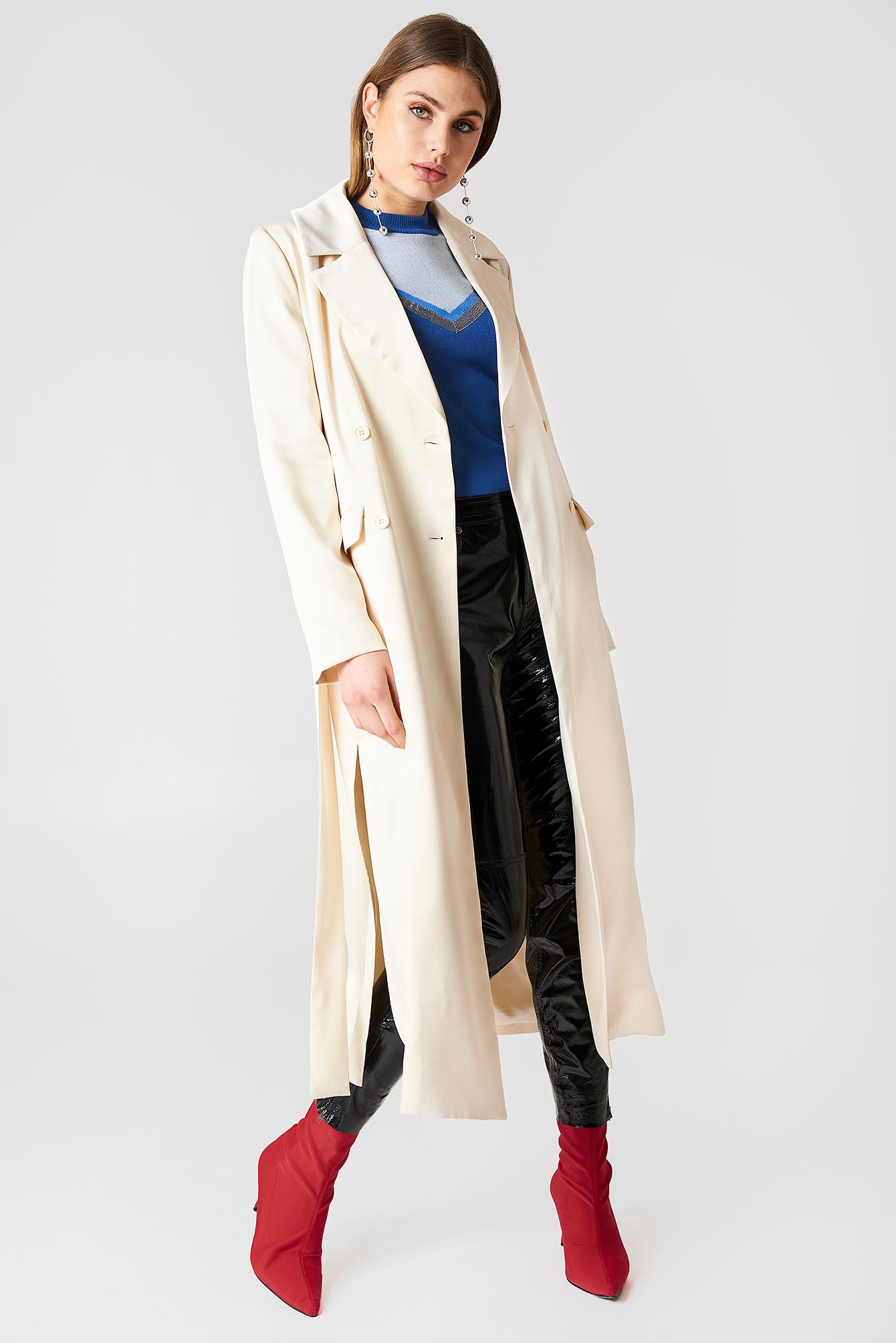 Satin Coat NA-KD.COM