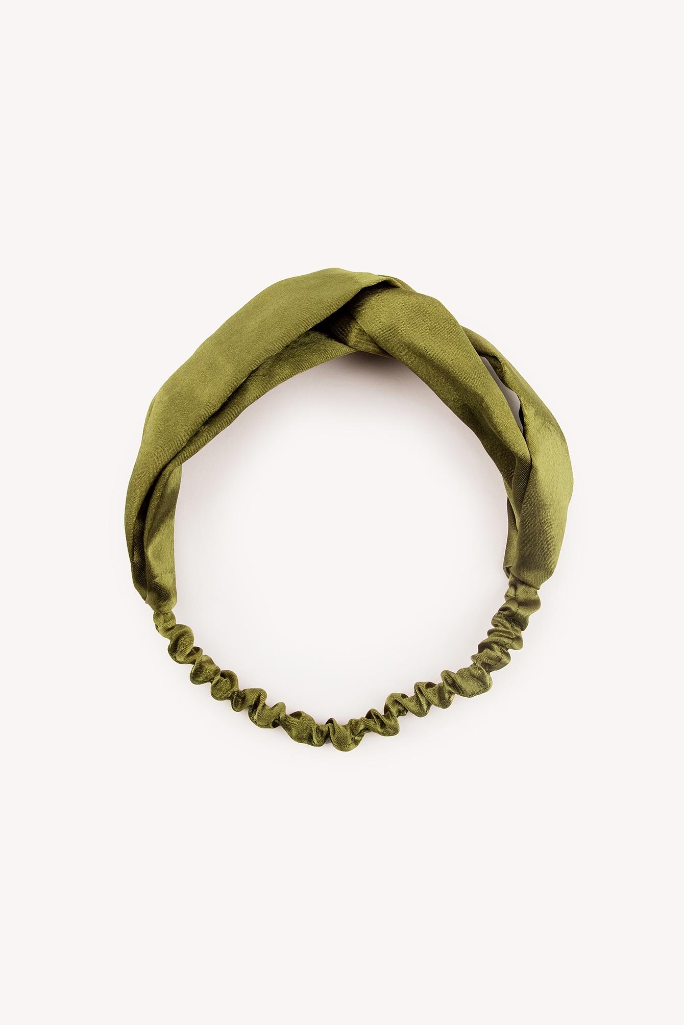 Satin Hairband NA-KD.COM