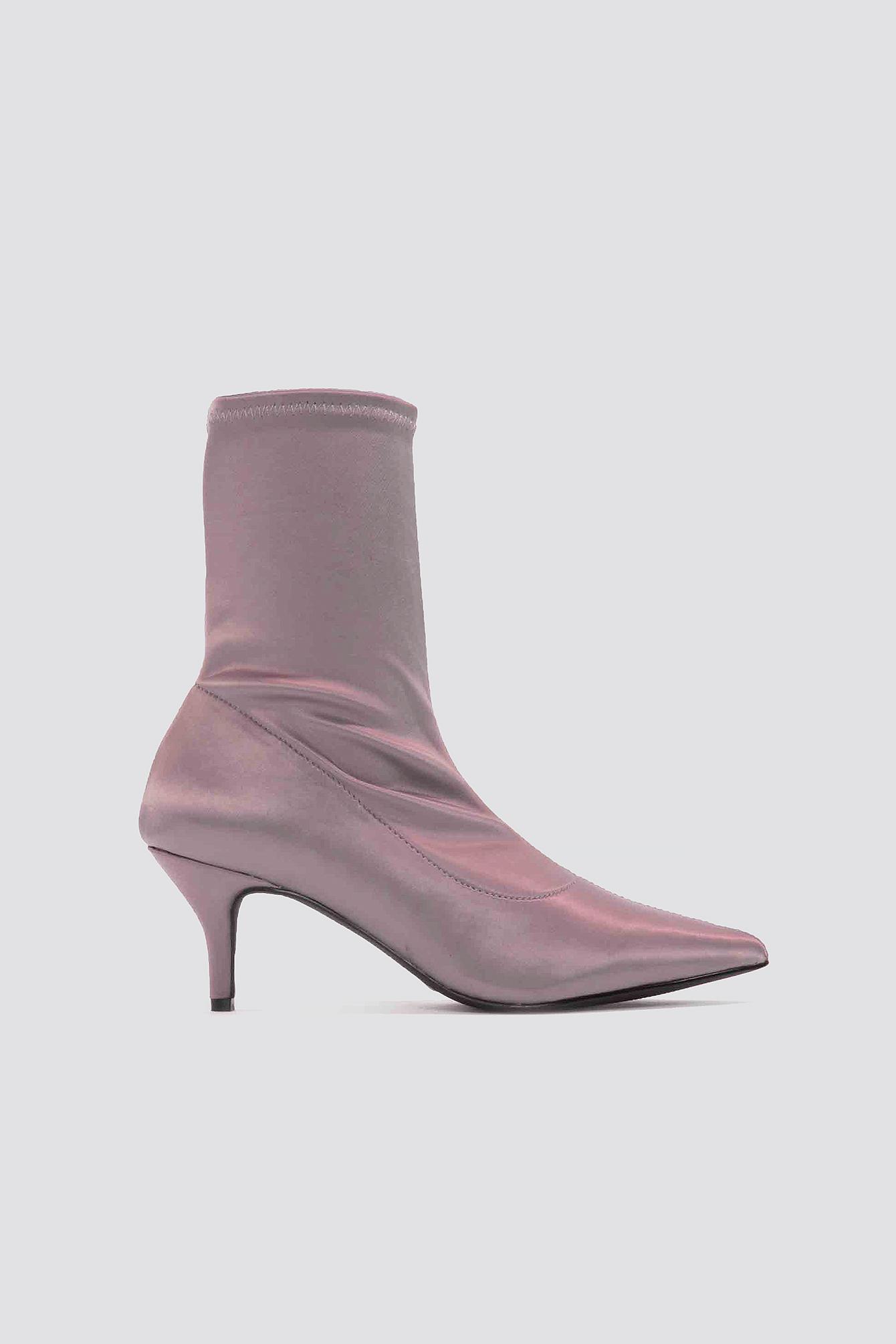 Sock Boots Nakd