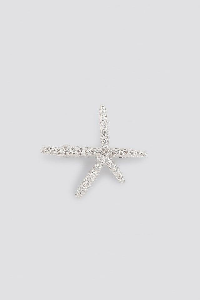 Sea Star Hair Clip NA-KD.COM