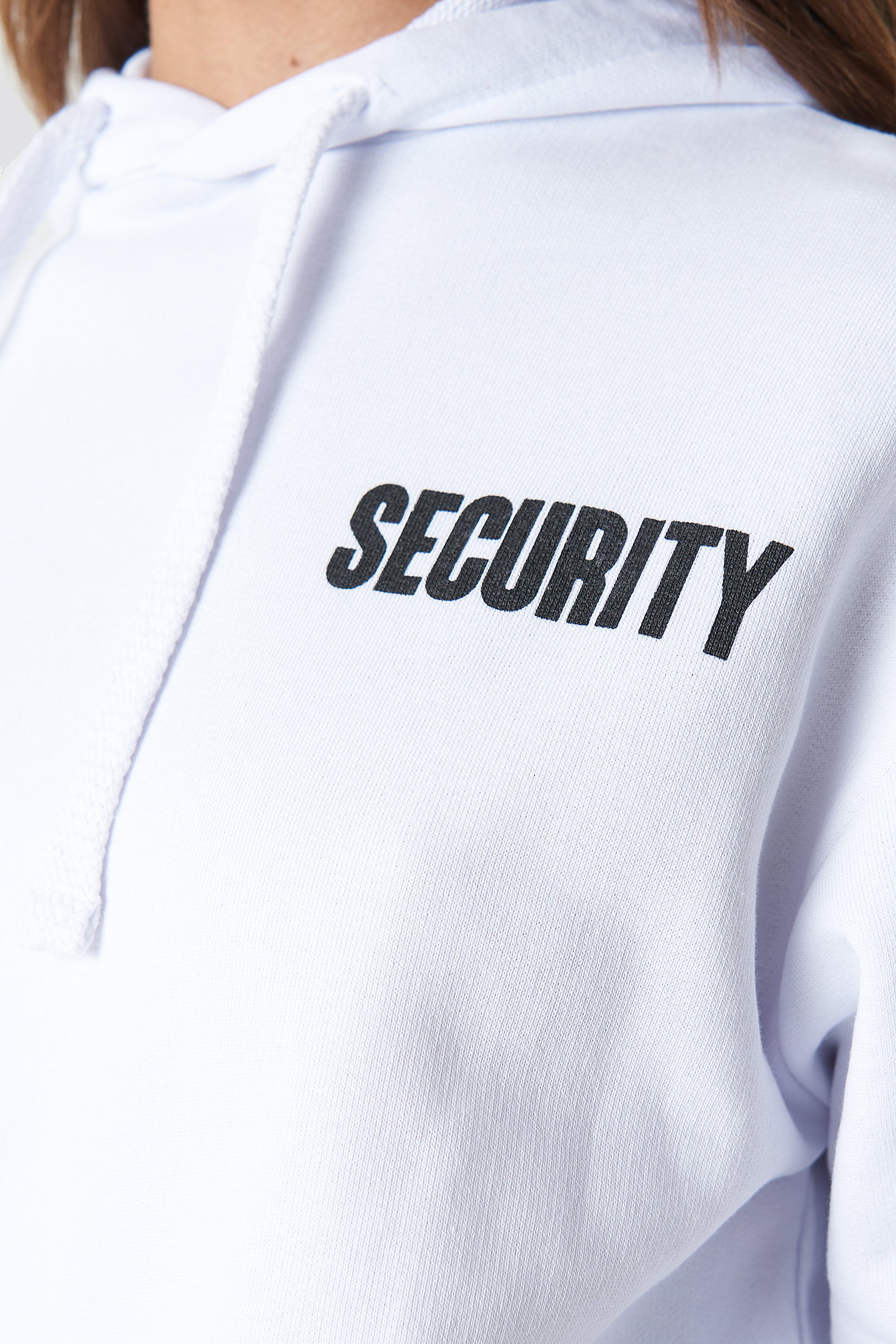 Bluza z kapturem Security NA-KD.COM