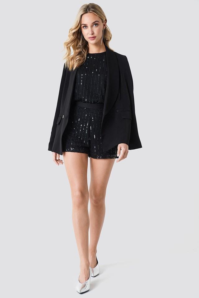 Sequins Shorts NA-KD.COM
