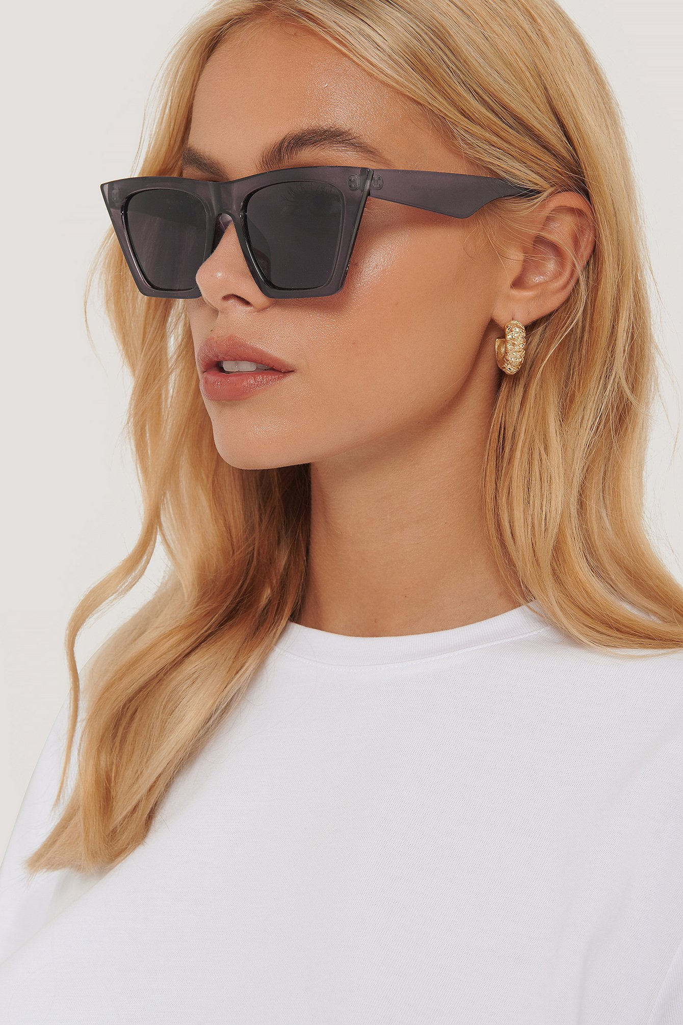 na-kd accessories -  Sonnenbrille - Grey