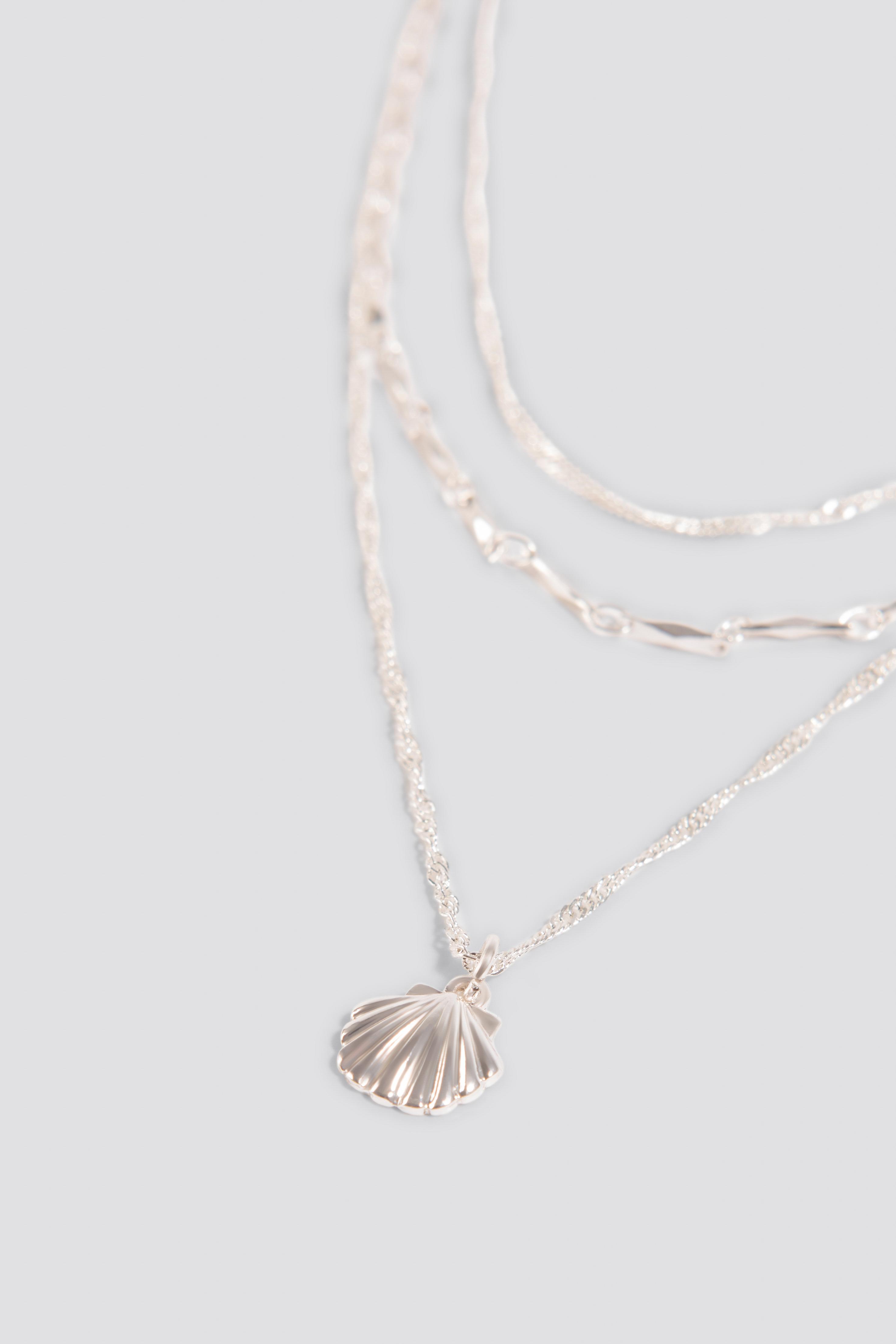 Shell Necklace NA-KD.COM
