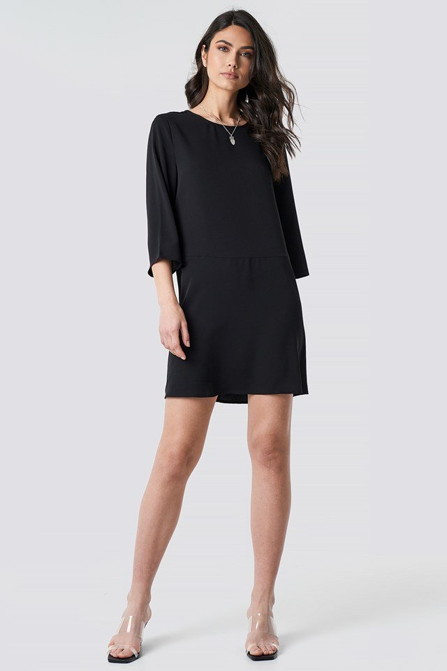 Shift Mini Dress NA-KD.COM
