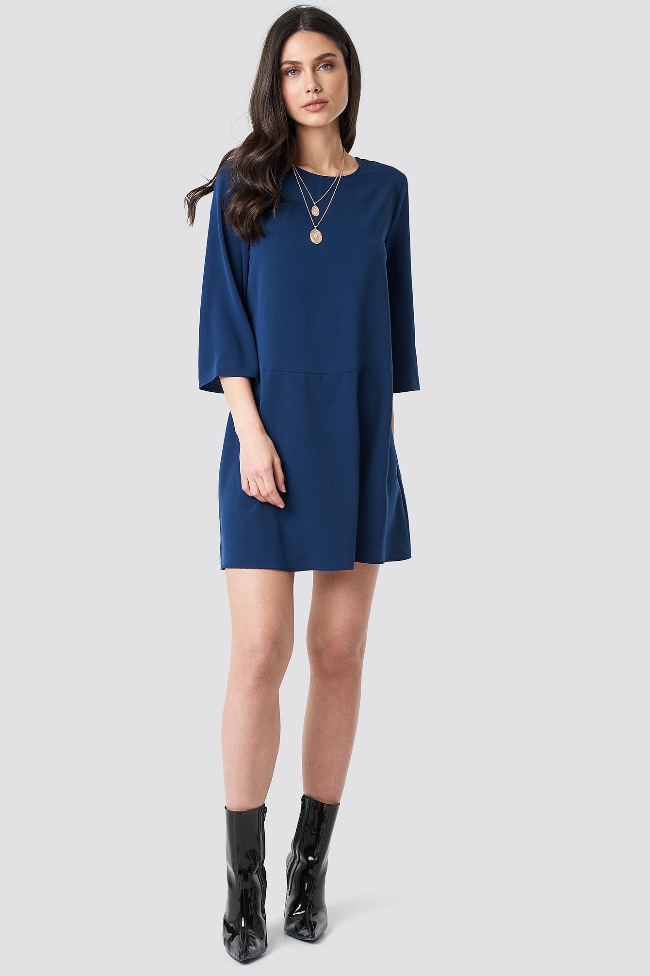 Shift Mini Dress NA-KD.COM