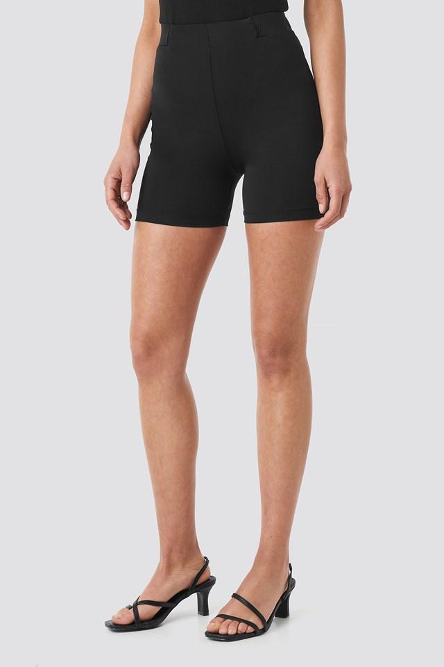 Short Cycle Shorts Black