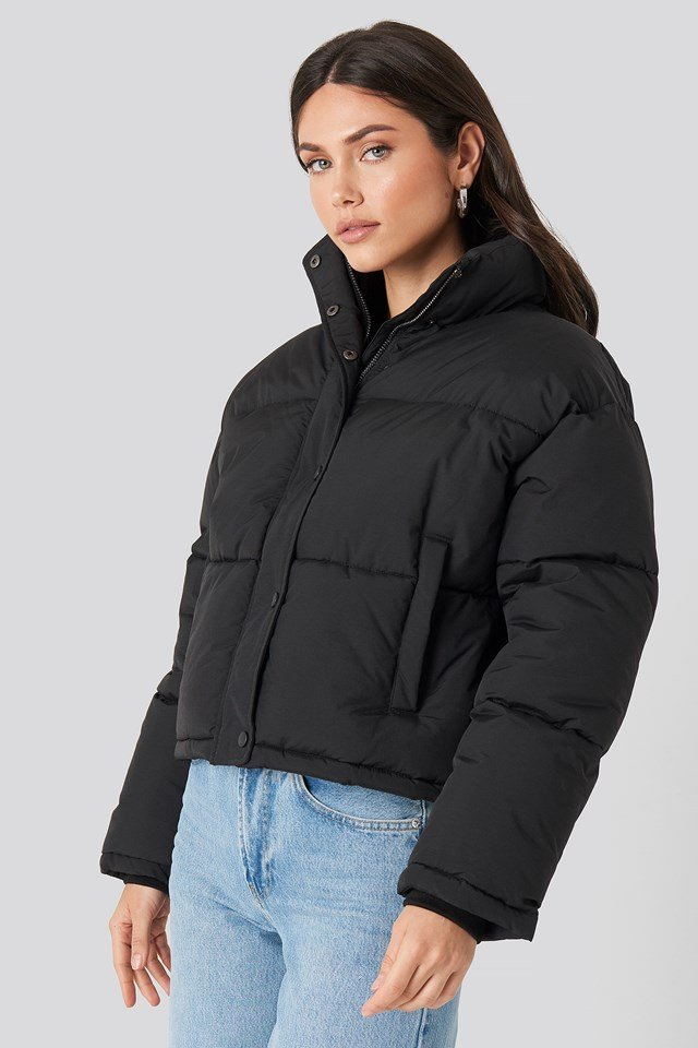 Short Padded Jacket NA-KD
