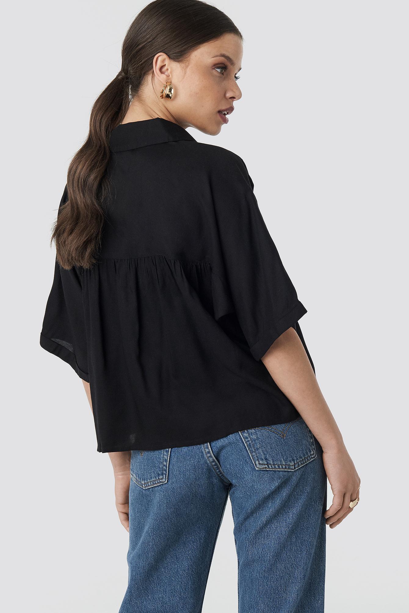 Short Sleeve Shirt NA-KD.COM