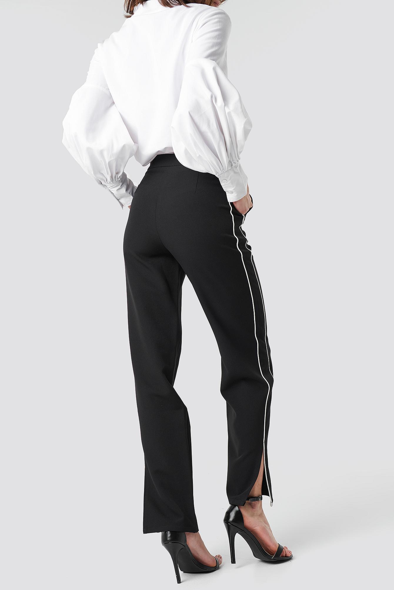Side Stripe Pant NA-KD.COM
