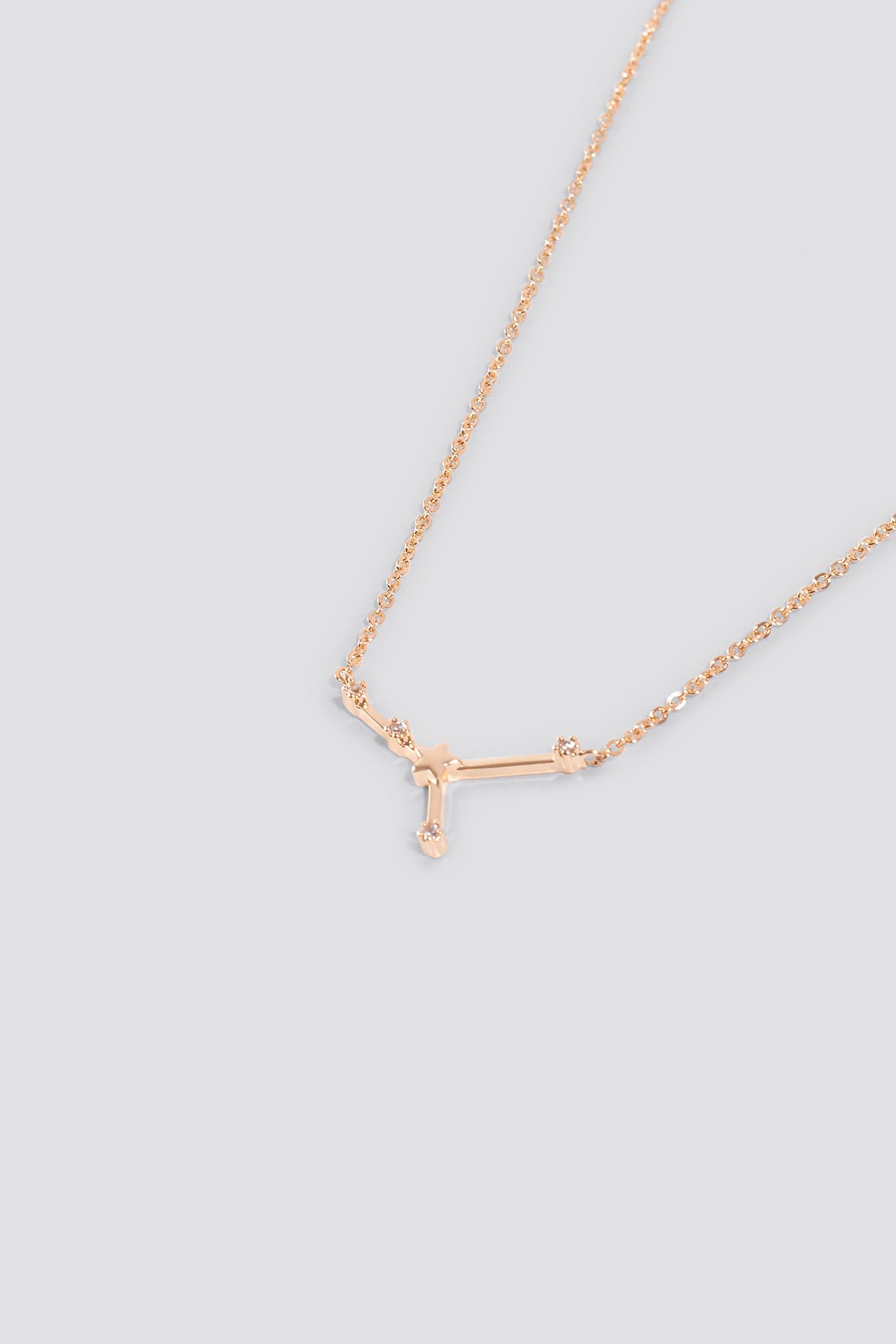 Star Sign Cancer Necklace NA-KD.COM