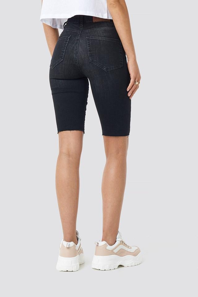 Skinny Bermuda Shorts NA-KD.COM